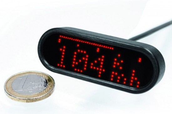 Digitale LED- Tachos
