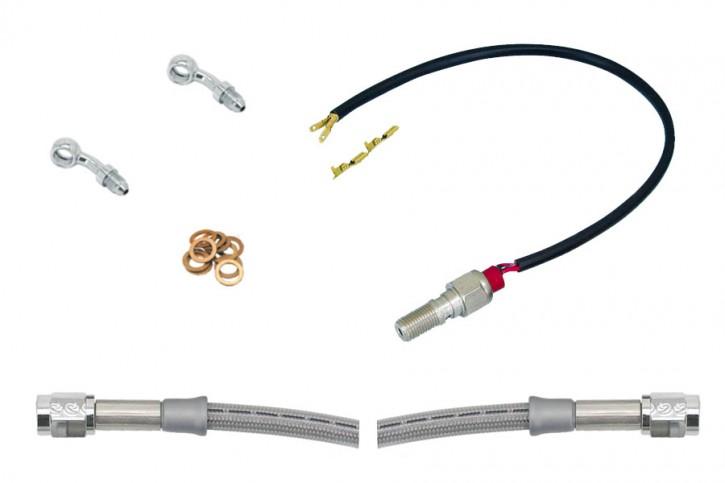 Bremsleitungs-Kit Stahlflex